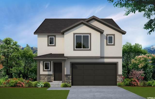921 E Nicholes Ave #206, Layton, UT 84040 (#1665939) :: Colemere Realty Associates