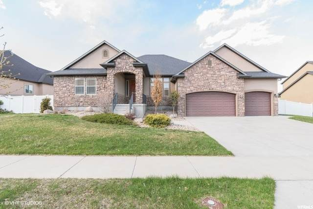 5122 W Woodsmere Ln S, Herriman, UT 84096 (#1665940) :: The Fields Team