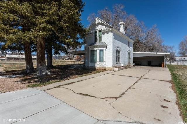 88 W 100 S St S, Moroni, UT 84646 (MLS #1665943) :: Lookout Real Estate Group