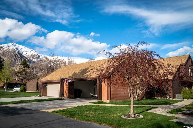 25 25 N WHITEBARN Dr N #25, Pleasant View, UT 84414 (#1665946) :: Big Key Real Estate