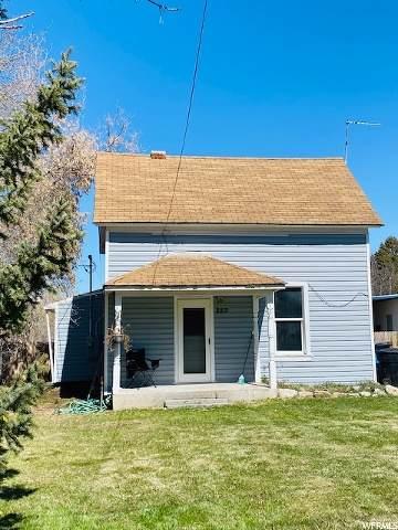 223 W West 200 N, Smithfield, UT 84335 (#1665951) :: Utah City Living Real Estate Group