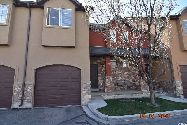 332 S 810 W, Pleasant Grove, UT 84062 (#1666010) :: Colemere Realty Associates