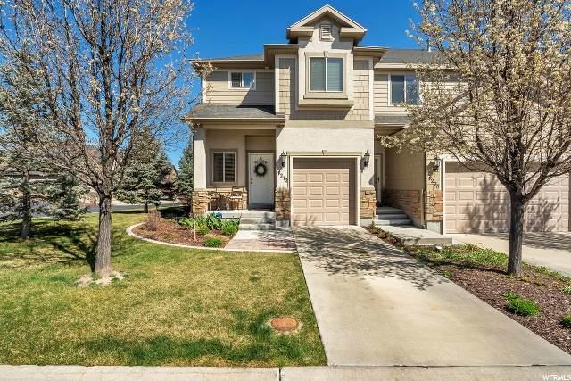 1272 W Overlook Point Pl, Salt Lake City, UT 84123 (MLS #1666011) :: Lawson Real Estate Team - Engel & Völkers