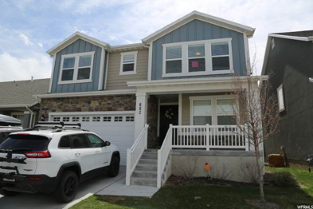 682 E 320 S, Lehi, UT 84043 (MLS #1666033) :: Lookout Real Estate Group