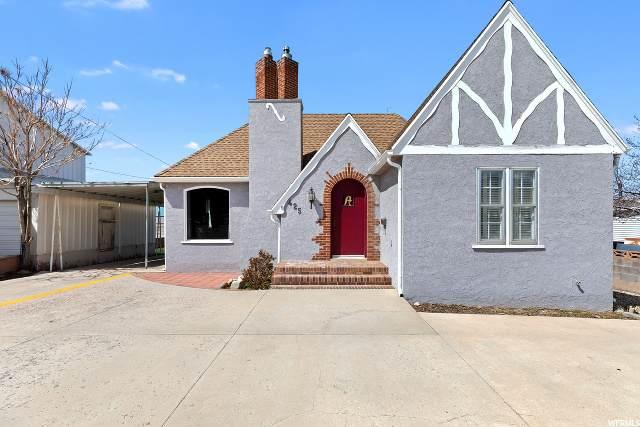 425 N 100 W, Cedar City, UT 84721 (#1666043) :: Colemere Realty Associates