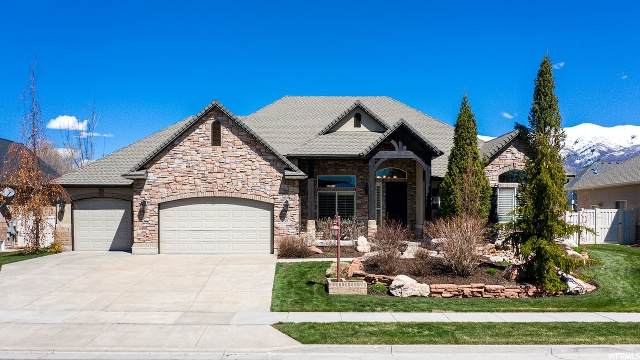 59 S Shadow Breeze Rd Rd, Kaysville, UT 84037 (#1666045) :: REALTY ONE GROUP ARETE