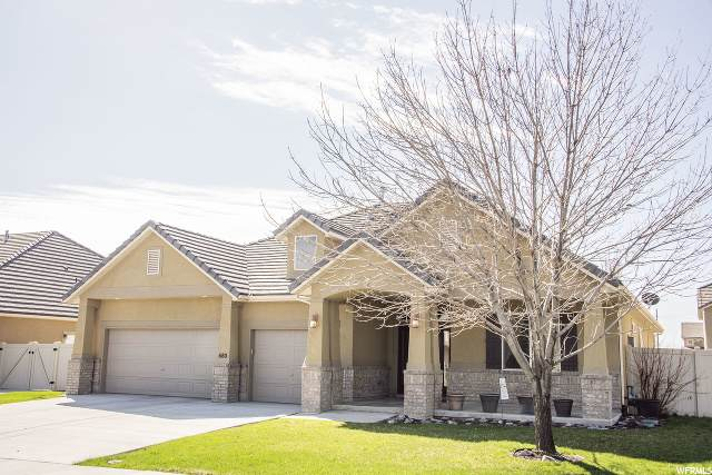 680 E 1530 S, Lehi, UT 84043 (MLS #1666060) :: Lookout Real Estate Group