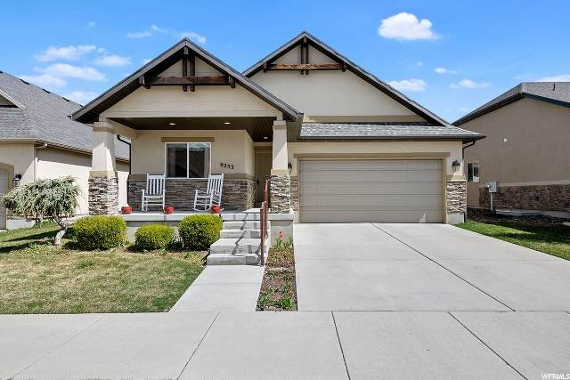 9253 S Brighton View Dr E, Sandy, UT 84070 (#1666061) :: Exit Realty Success