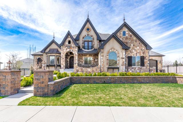 192 S Willow Brook Cir, Kaysville, UT 84037 (#1666114) :: REALTY ONE GROUP ARETE