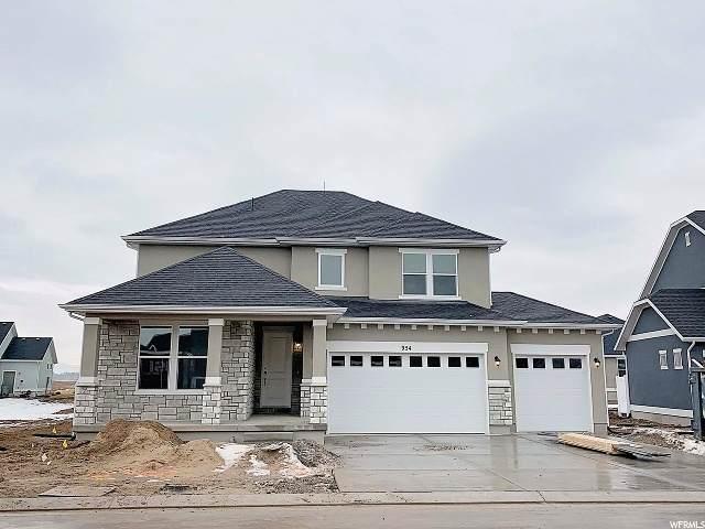 954 S Sunflower Ln W #10, Mapleton, UT 84664 (#1666117) :: Big Key Real Estate
