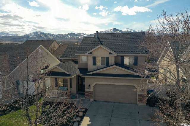 7448 S Brook Maple Way W, West Jordan, UT 84081 (#1666173) :: Colemere Realty Associates