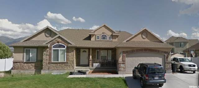 1713 S Mountain View Blvd, Woods Cross, UT 84087 (#1666185) :: Colemere Realty Associates