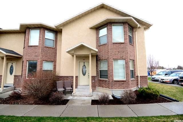 101 E 630 N #16, Smithfield, UT 84335 (MLS #1666195) :: Lawson Real Estate Team - Engel & Völkers