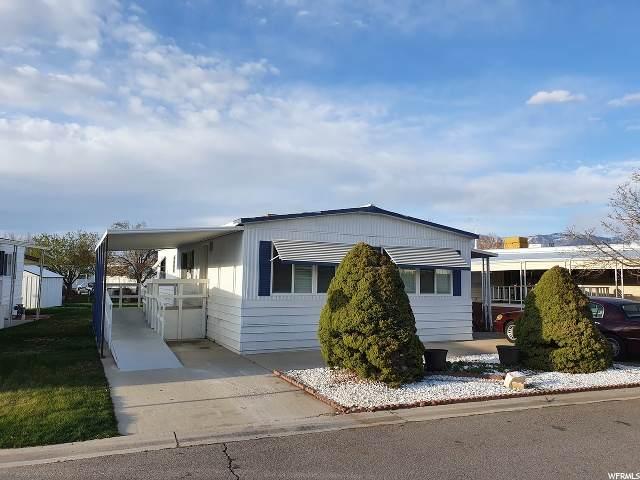 3800 S 1900 W #144, Roy, UT 84067 (MLS #1666199) :: Lawson Real Estate Team - Engel & Völkers