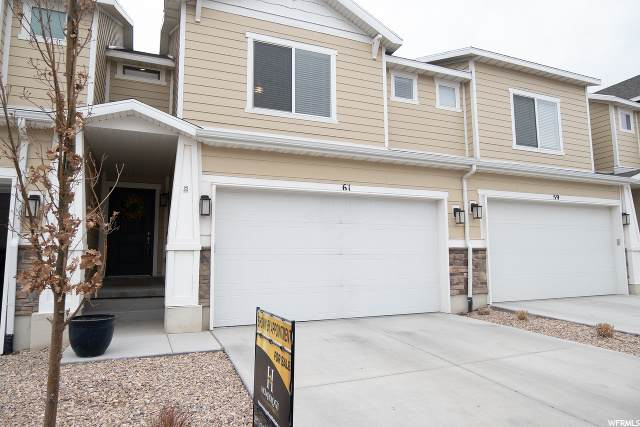 61 E Ashgrove Ln, Saratoga Springs, UT 84045 (#1666205) :: goBE Realty