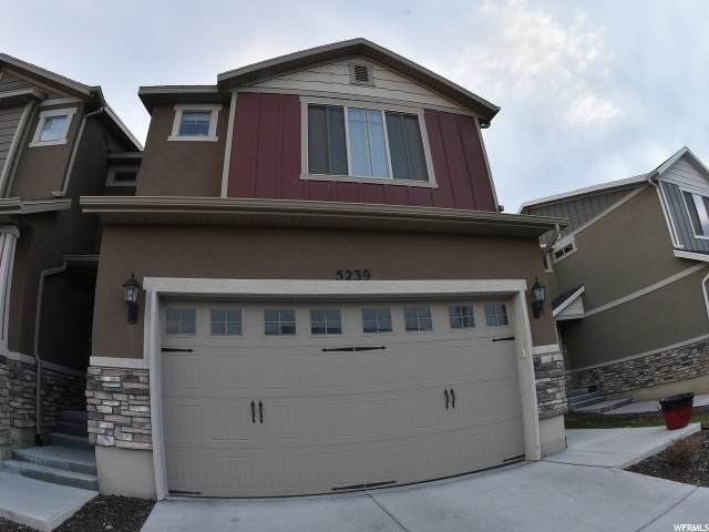 5239 W Courtly Ln, Herriman, UT 84096 (#1666223) :: REALTY ONE GROUP ARETE