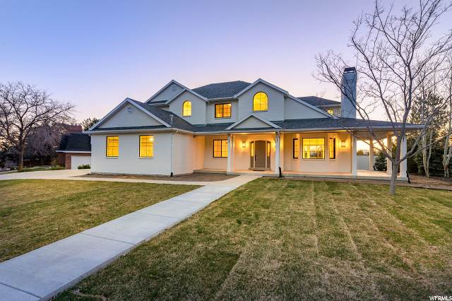 1 Apple Cir, Sandy, UT 84092 (#1666228) :: REALTY ONE GROUP ARETE