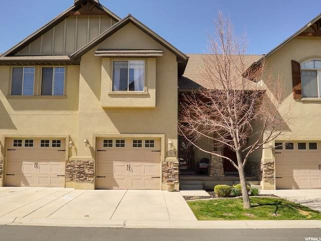 4445 S Stone Creek Rd 18E, West Haven, UT 84401 (#1666245) :: Red Sign Team