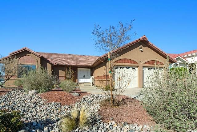 393 E Vermillion Ave, St. George, UT 84790 (MLS #1666261) :: Lookout Real Estate Group