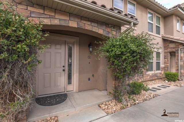 3419 S River Rd #19, St. George, UT 84790 (MLS #1666329) :: Lookout Real Estate Group