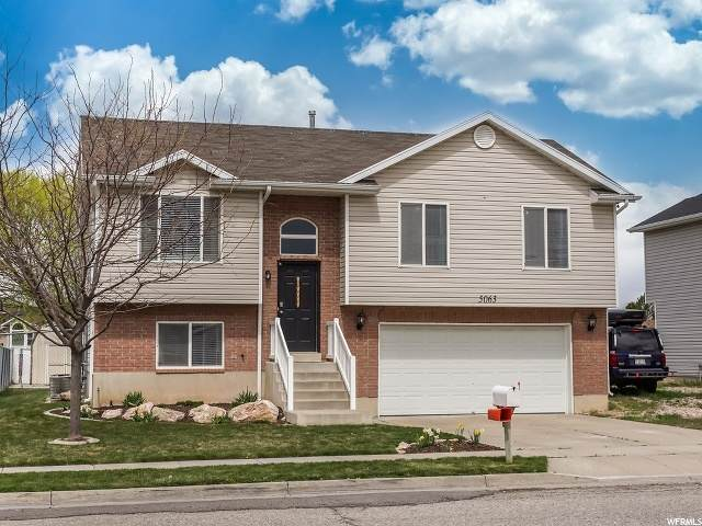 5063 S 4200 W, Roy, UT 84067 (#1666334) :: Gurr Real Estate Team