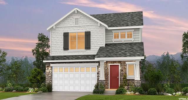1526 W Parkview Dr, Syracuse, UT 84075 (#1666341) :: Gurr Real Estate Team