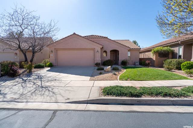 1717 Desert Rose Dr, St. George, UT 84790 (MLS #1666354) :: Lookout Real Estate Group