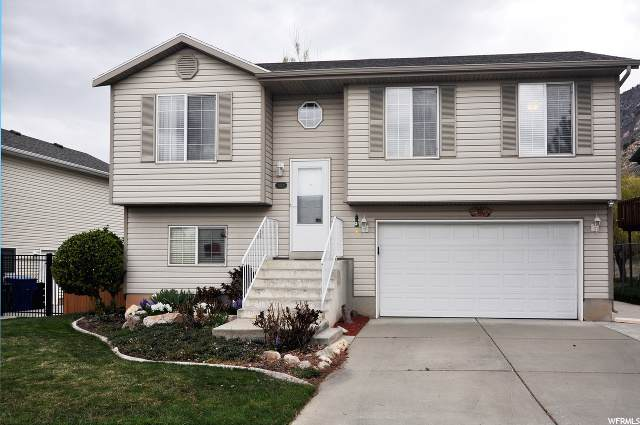 1254 N Willard Peak Dr, Ogden, UT 84404 (#1666376) :: Gurr Real Estate Team