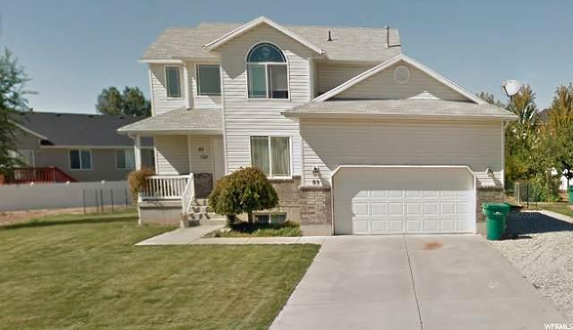 85 E 2275 S, Clearfield, UT 84015 (#1666386) :: Gurr Real Estate Team