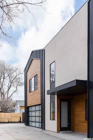 2475 S 700 E, Salt Lake City, UT 84106 (MLS #1666388) :: Lawson Real Estate Team - Engel & Völkers