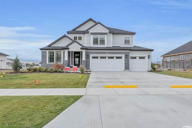 12726 S Carraway Ln, Draper, UT 84020 (#1666403) :: Gurr Real Estate Team