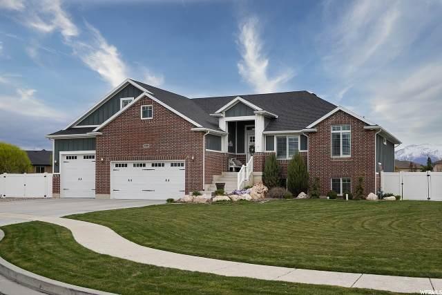 1409 S 4100 W, Syracuse, UT 84075 (#1666406) :: Gurr Real Estate Team