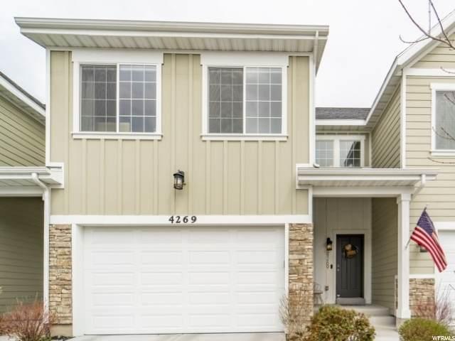 4269 Haven Park Way #9, Holladay, UT 84124 (#1666408) :: Gurr Real Estate Team