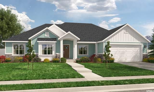 3752 S Larkspur Cir #406, Saratoga Springs, UT 84045 (#1666417) :: Big Key Real Estate