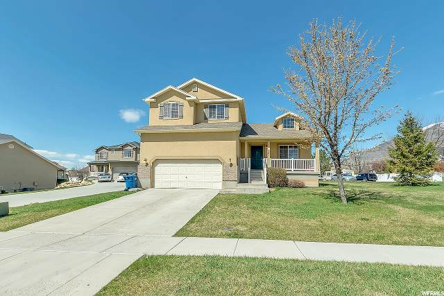 541 E Harvest Moon Dr S, Pleasant Grove, UT 84062 (#1666428) :: Colemere Realty Associates