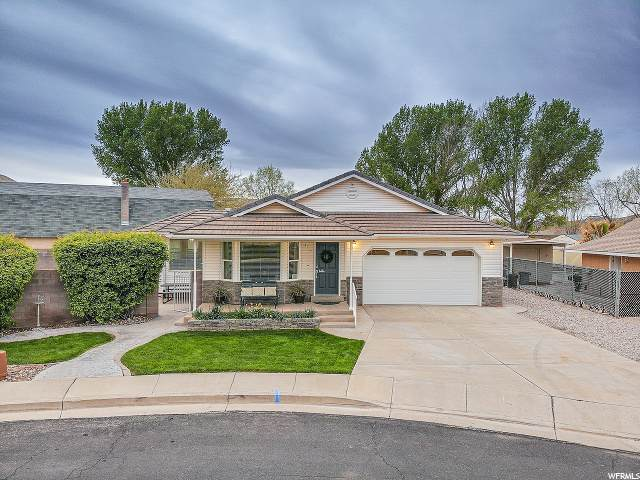 373 W 500 S, Hurricane, UT 84737 (MLS #1666430) :: Lookout Real Estate Group