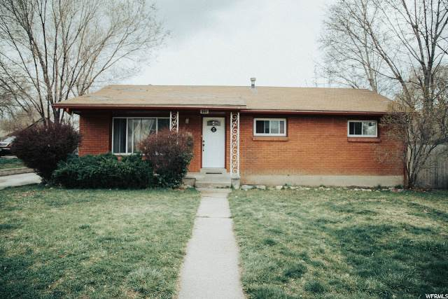 1039 Sullivan Rd, Ogden, UT 84403 (#1666436) :: Gurr Real Estate Team