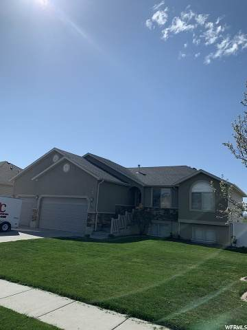 3631 N Remuda Dr, Farr West, UT 84404 (#1666437) :: Gurr Real Estate Team