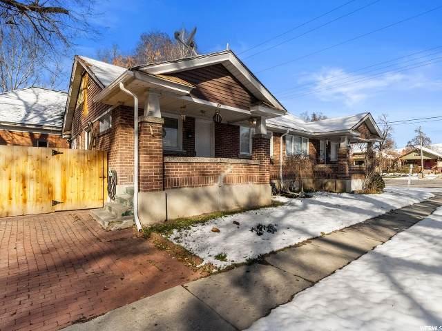 602 S Park St, Salt Lake City, UT 84102 (#1666441) :: Gurr Real Estate Team