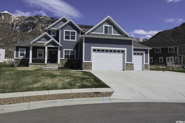 1282 E 2725 N, Ogden, UT 84414 (#1666449) :: Red Sign Team