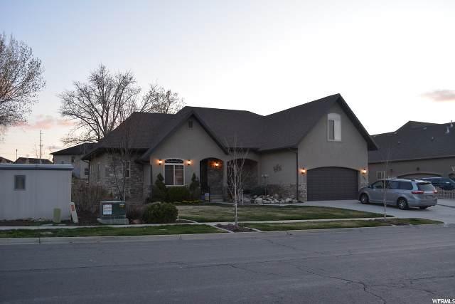 784 S River Ridge Ln, Spanish Fork, UT 84660 (#1666470) :: Big Key Real Estate