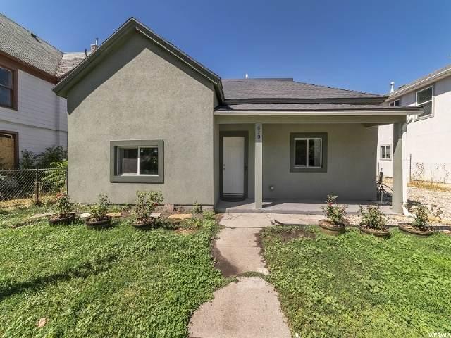 620 W 400 N, Salt Lake City, UT 84116 (#1666521) :: Colemere Realty Associates