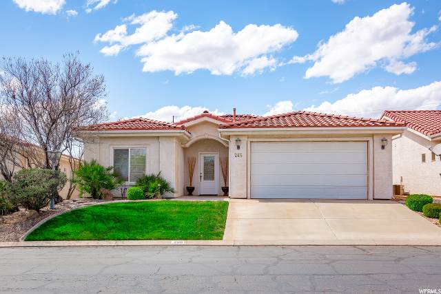 2050 W Canyon View Dr #265, St. George, UT 84770 (#1666554) :: Red Sign Team