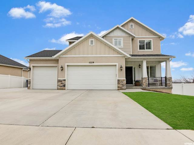 1229 N 580 E, Pleasant Grove, UT 84062 (#1666562) :: RE/MAX Equity