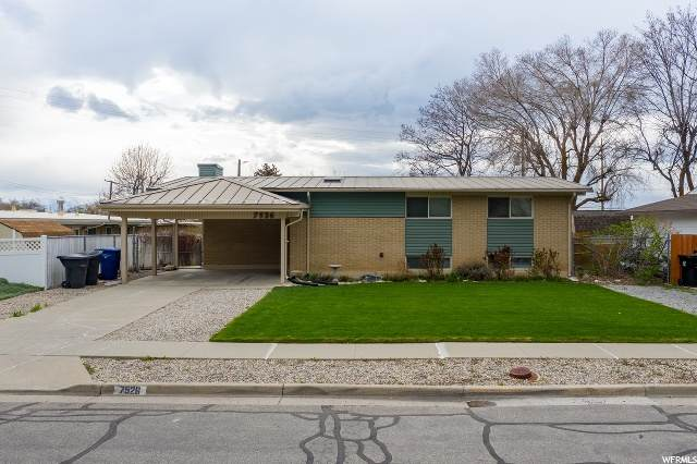 7526 S Claret St E, Cottonwood Heights, UT 84121 (#1666624) :: Colemere Realty Associates