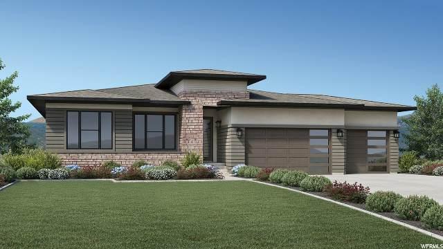 4787 W Juniper Bend Cir #104, Herriman, UT 84096 (#1666625) :: Big Key Real Estate