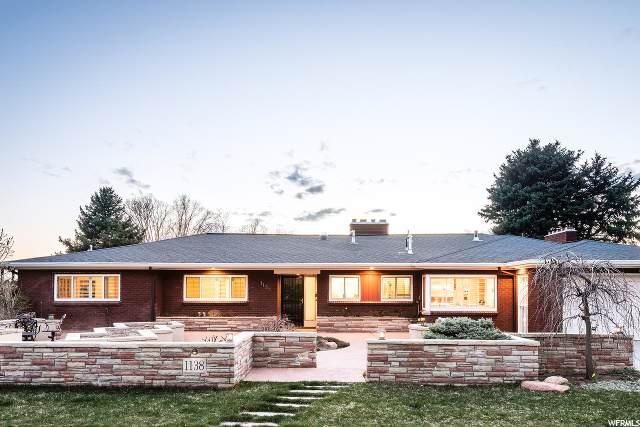 1138 S Vista View Dr E, Salt Lake City, UT 84108 (MLS #1666666) :: Lawson Real Estate Team - Engel & Völkers