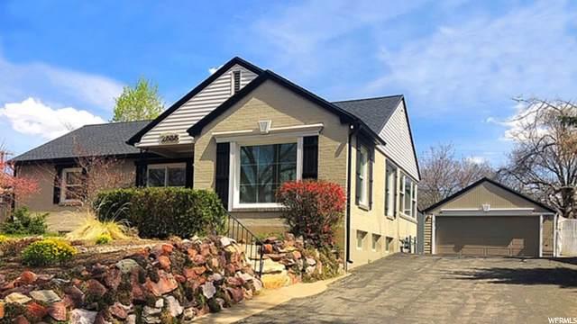2535 S Alden St E, Salt Lake City, UT 84106 (MLS #1666675) :: Lawson Real Estate Team - Engel & Völkers