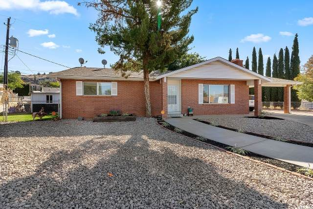 1150 W 610 N, St. George, UT 84770 (#1666679) :: Colemere Realty Associates