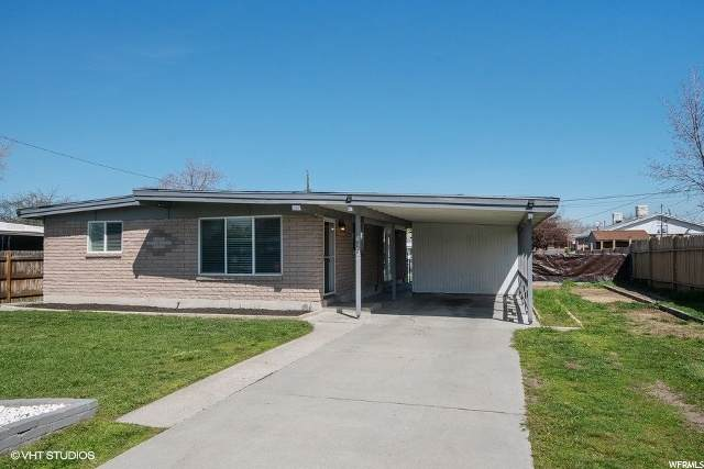 1852 W 3350 S, West Valley City, UT 84119 (MLS #1666745) :: Lookout Real Estate Group